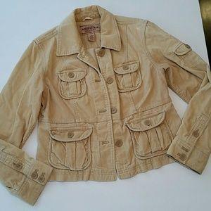 Aeropostale corduroy jacket size L